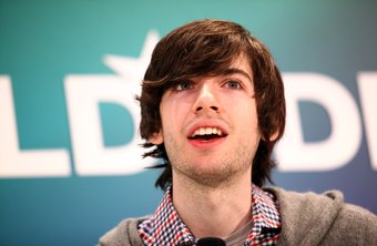 The Tumblr blogging platform was founded by David Karp.