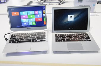 Apple's Boot Camp supports both Windows 7 and Windows 8.