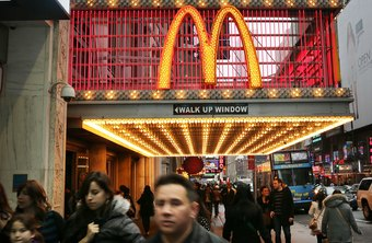 McDonald's demonstrates how a global brand can successfully change its slogans over the years.