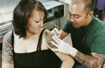 Tattoo artists sometimes choose passion over a paycheck.