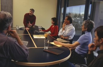 Business meetings that include a diverse group of workers can provide a wealth of ideas.