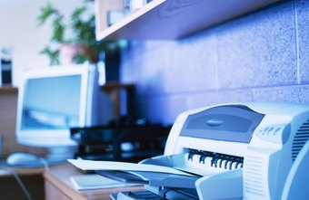 Renaming ports for printers in an office can help identify them better.