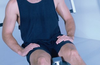 The quads work to extend your knees.