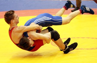 Wrestling requires strength and stamina to be successful.