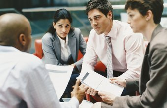 Soliciting ideas during a meeting shows young and old employees alike that you value their thoughts.