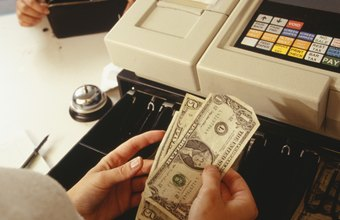 Counting a customer's change out loud provides you with an extra layer of security.