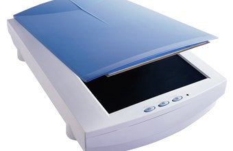 Letter-size flatbed scanners are readily available for home or business use.