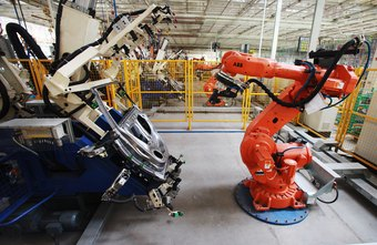 High-tech machinery represents a major cost for businesses.