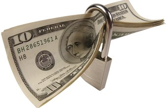 A bond will lock up funds until an obligation is fulfilled.
