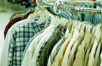 Some thrift stores are specializing in particular products such as teen clothing and furniture.