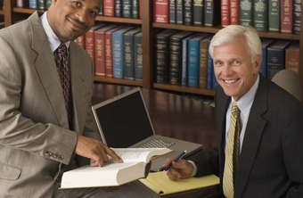 Some attorneys specialize in areas such as white-collar crime.