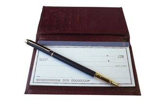 Use Google Docs as a ledger to balance a checkbook.