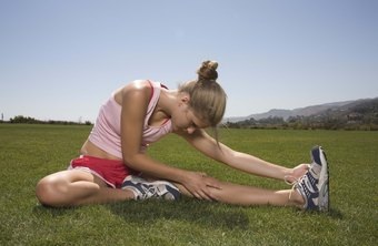 Tend to your muscles after your run.