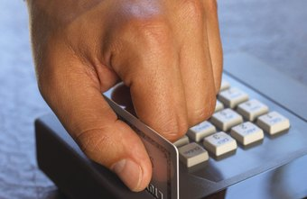 Activate credit card terminals using authorization codes provided by credit card processing companies.