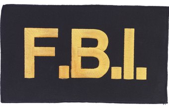 FBI agents enforce the law on a federal level.