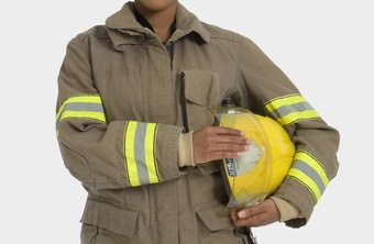 Firefighting is an entry level position for enlisted service members.
