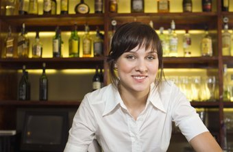 Bartenders work under the authority of a beverage manager.