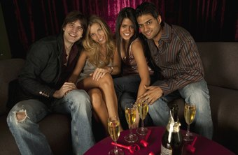 Nightclub promoters enjoy partying as a profession.