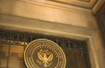 Federal courts handle bankruptcies.