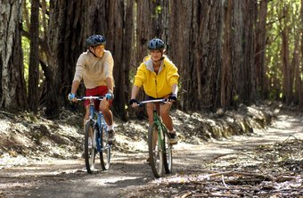 Rail trails and cycling paths make for great escapes for a daily cycling routine.