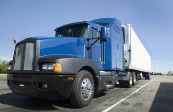 Expediting trucking services can use anything from light-duty trucks to big rigs.