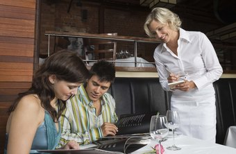 Marketing, finance and customer service are key components of successful restaurants.