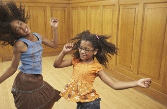 Get your kids moving in Zumba class.
