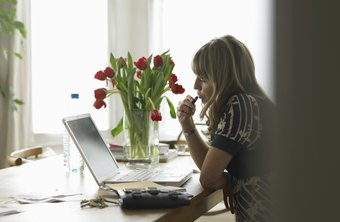 Telecommuting allows users to work from anywhere with an Internet connection.