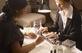A professional manicure before your interview is ideal.