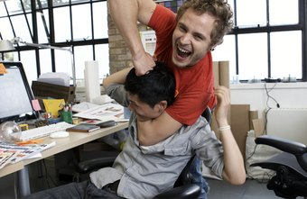 A workplace bully can make your time on the job painful.
