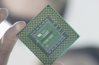 Modern chips integrate multiple processors into the same size package.