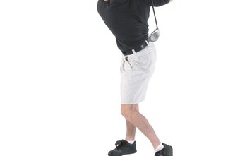 A mid-handicap golfer shoots in the 80s and 90s.