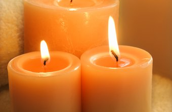 The candle industry generates sales of $2.3 billion a year.