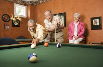 Some activities assistants specialize in recreation for senior citizens.