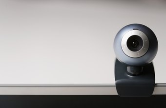 You can use an external or internal webcam to video chat.