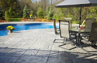 Every pool owner needs patio furniture and landscaping, which can all be provided by the same company.