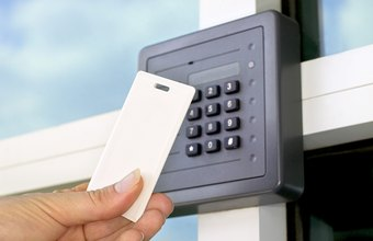 Card holder access controls fall under the responsibility of physical security departments.