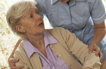 Home-care workers provide companionship services to aged or infirm clients.