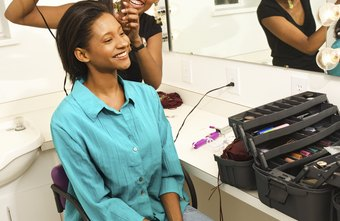 Top paid hair stylists can make over $41,000 per year.