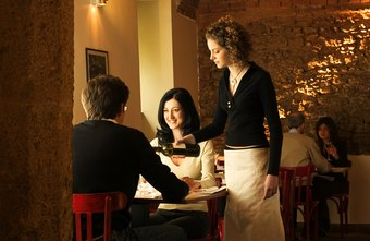 Restaurants run more efficiently with well-trained and knowledgeable waitstaff.