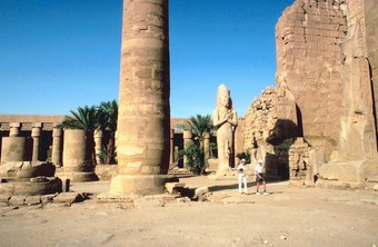 Archaeologists might specialize in a particular ancient civilization, such as Egypt.