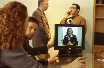Use Yahoo Messenger as a video conferencing application.