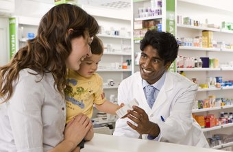 Clinical pharmacists work directly with patients.