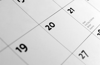 Google Calendar is a great place to store date-specific information for a newsletter.