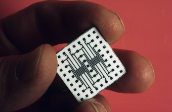 Computer chips can now carry vastly more information than in the past.