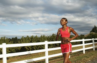 A 30-minute run on a regular basis will slim your calves.