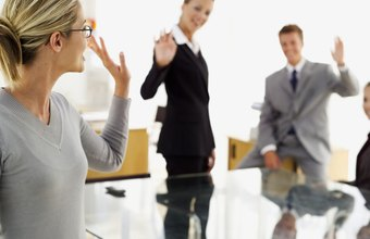Leave former co-workers with a positive impression.