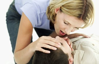Mouth-to-mouth is one element of CPR.