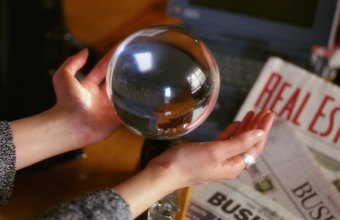 You don't need a crystal ball to make a viable estimate.