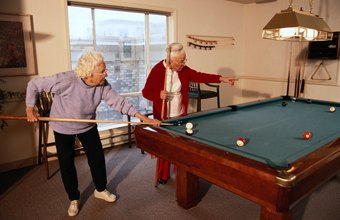 Come up with activities that interest residents.